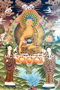 Sakyamuni Budha