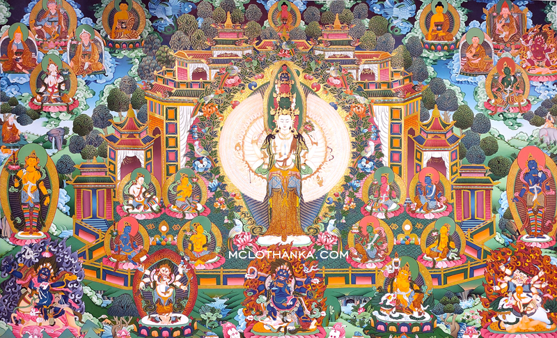 Thangka Painting Online