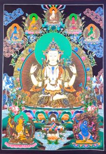 Changreshi Thanka