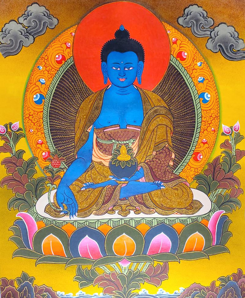 Medicine Budha 1