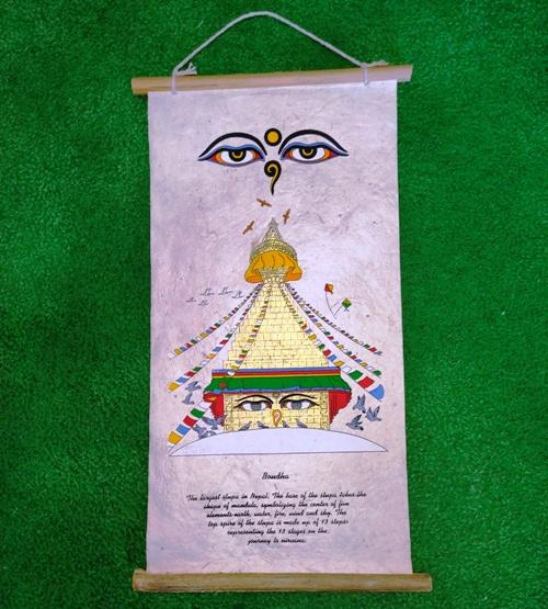 Stupa Hanging