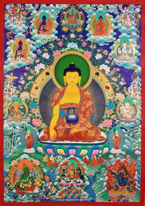 Master Thangka